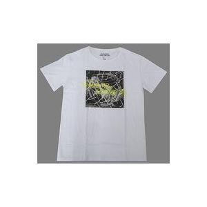 中古Tシャツ(女性アイドル) 欅坂46 アリーナツアー2019ロゴTシャツ ホワイト Lサイズ 「欅...