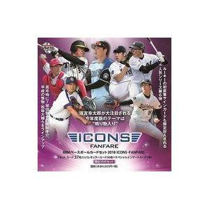 新品トレカ(BBMシリーズ) BBM ベースボールカードセット2018 ICONS -FANFARE- suruga-ya