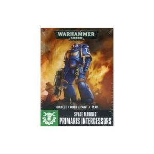 中古ミニチュアゲーム プライマリス・インタセッター 「ウォーハンマー40.000/スペースマリーン」 (Space