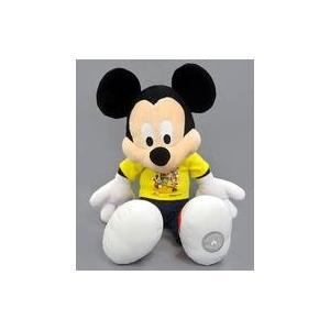 中古ぬいぐるみ ミッキーマウス ぬいぐるみ 「ディズニー」 香港ディズニーランド限定