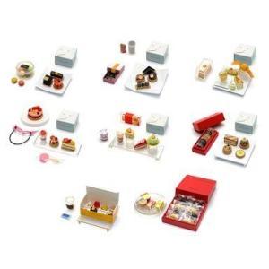中古食玩 トレーディングフィギュア 全8種セット 「ミニコレ ピエール・エルメ ミニコレクション」
