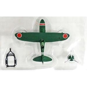 中古食玩 プラモデル 1/144 01b.零式観測機一一型 前期型 特設水上機母艦神川丸搭載