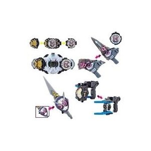 商品解説■仮面ライダージオウのなりきりアイテム「仮面ライダージオウアームズ」の第2弾 こちらの商品は...