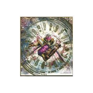 中古食玩 雑貨 13.仮面ライダージオウ 『Over Quartzer』 「仮面ライダー 色紙ART...