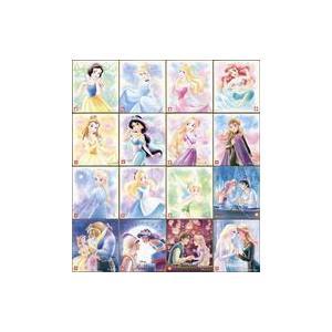 中古食玩 雑貨 全16種セット 「ディズニー 色紙ART」|suruga-ya