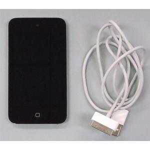中古ポータブルオーディオ iPod touch 8GB [MC540J/A] (状態:本体・USBケーブルのみ/本体状態難)|suruga-ya