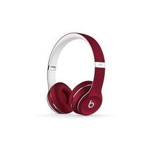 中古ヘッドフォン Apple Beats by Dr.Dre Solo2 オンイヤーヘッドホン LU...