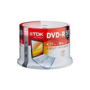 中古DVD-R TDK データ用DVD-R 4.7GB 1-16倍速 50枚入 [ATDR-47PWC50PZ]|suruga-ya