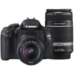 中古カメラ デジタル一眼レフカメラ EOS Kiss X5 ダブルズームキット 1800万画素 [KISSX5-WKIT]|suruga-ya