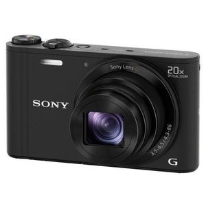 中古カメラ ソニー デジタルスチルカメラ Cyber-shot 1820万画素 (ブラック) [DSC-WX300(B)]|suruga-ya