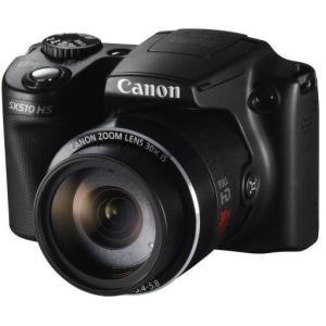 中古カメラ デジタルカメラ PowerShot SX510 HS ブラック