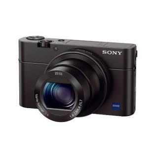 中古カメラ デジタルスチルカメラ Cyber-Shot 2010万画素 (ブラック) [DSC-RX100M3(B)]|suruga-ya
