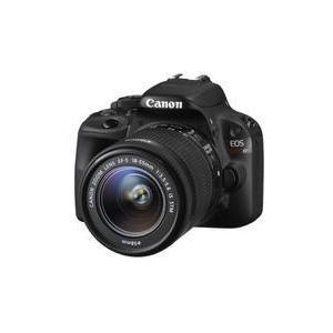 中古カメラ Canon デジタル一眼レフカメラ EOS Kiss X7 レンズキット (ブラック) [8574B002]|suruga-ya