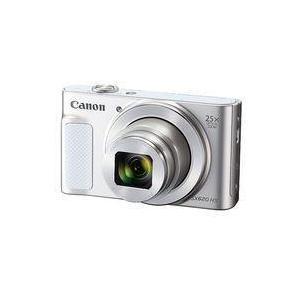 中古カメラ Canon コンパクトデジタルカメラ PowerShot SX620 HS 2020万画素 (ホワイト) [PSSX620H|suruga-ya