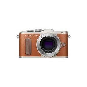 中古カメラ ミラーレス一眼カメラ OLYMPUS PEN E-PL8 EZダブルズームキット 160...