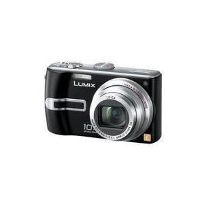 中古カメラ パナソニック デジタルカメラ LUMIX TZ3 720万画素 (ブラック) [DMC-TZ3-K] (状態:説|suruga-ya