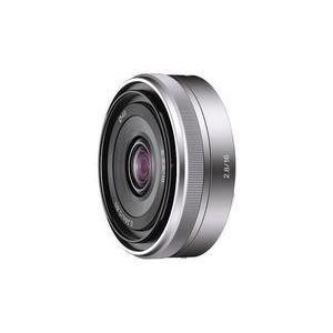 中古カメラ ソニー デジタル一眼カメラα[Eマウント]用レンズ E16mm F2.8 [SEL16F28] (状態:リアキャップ欠品/|suruga-ya