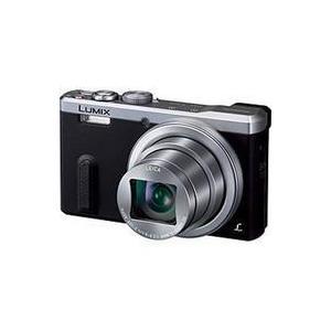 中古カメラ パナソニック デジタルカメラ LUMIX 1810万画素 (シルバー) [DMC-TZ60-S] (状態:箱・説明書|suruga-ya