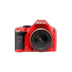 中古カメラ PENTAX AF一眼レフデジタルカメラ K-x 1240万画素 (K-xレンズキット/レッド) [K-XLK-R] (状態|suruga-ya