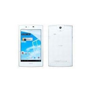中古タブレット端末 MEDIAS TAB UL N-08D 16GB (ホワイト) [AAN48498] (状態:本体のみ/本体状態難|suruga-ya
