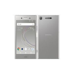 中古携帯電話 スマートフォン Xperia XZ1 SO-01K (ウォームシルバー) [ASO49838]|suruga-ya