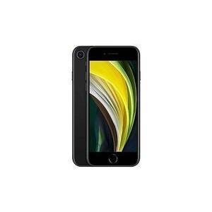 中古携帯電話 iPhone SE 128GB 第2世代/2020年モデル (SIMフリー/ブラック) [MXD02J/A]|suruga-ya