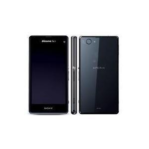 中古携帯電話 スマートフォン Xperia Z1 f ブラック [SO-02F] (状態:本体のみ/本体状態難)|suruga-ya