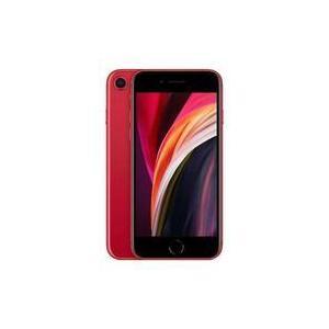 中古携帯電話 iPhone SE 128GB 第2世代/2020年モデル (SIMフリー/レッド) [MXD22J/A]|suruga-ya