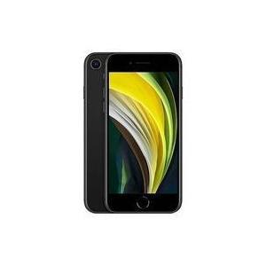 中古携帯電話 iPhone SE 64GB 第2世代/2020年モデル (au/ブラック) [MX9R2J/A] (状態:SIMロック解除済)|suruga-ya