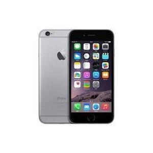 中古携帯電話 iPhone6 16GB (au/スペースグレイ) [MG472J/A] (状態:USBケーブル・USB-ACアダプタ欠品)|suruga-ya