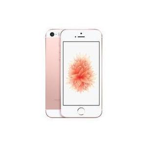 中古携帯電話 iPhone SE 16GB (simフリー/ローズゴールド) [MLXN2J/A] (状態:USBケーブル・USB-ACアダプタ欠品|suruga-ya