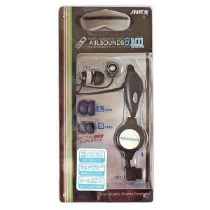 中古携帯電話アクセサリー 携帯電話用スイッチ付き ステレオイヤホンマイク[HA-AS8]|suruga-ya
