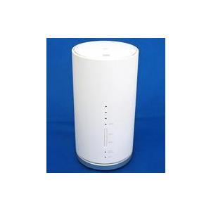 中古携帯電話アクセサリー Wi-Fiホームルーター Speed Wi-Fi HOME L01 (UQ版/ホワイト) [HWS31SWU]|suruga-ya