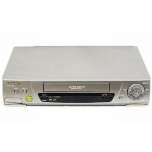 中古VHSビデオデッキ Gコード付ハイファイビデオ [NV-H220G] (状態:本体・電源コードのみ)