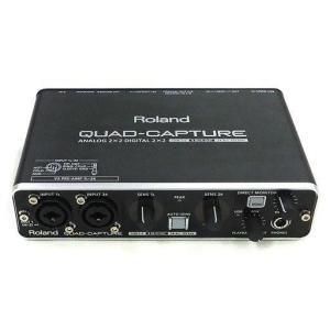 中古デジタル楽器 オーディオインターフェイス QUAD-CAPTURE [UA-55](状態:箱(内箱含む)欠品)|suruga-ya