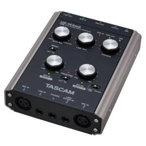 中古デジタル楽器 TASCAM USB2.0オーディオ/MIDIインターフェース [US-144MKII]|suruga-ya