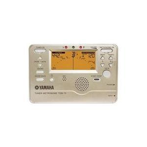 中古デジタル楽器 YAMAHA チューナーメトロノーム [TDM-75]|suruga-ya