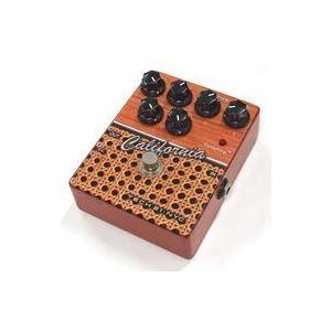 中古デジタル楽器 TECH21 ギター用エフェクター California|suruga-ya