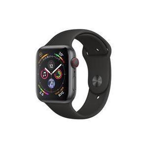 中古スマートウォッチ Apple Watch Series 4 GPS+Cellularモデル 44mm スペースグレイアルミニウム suruga-ya