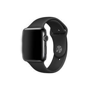 中古スマートウォッチ Apple Watch Series 2 42mm (スペースブラックステンレススチールケース/ブラック suruga-ya