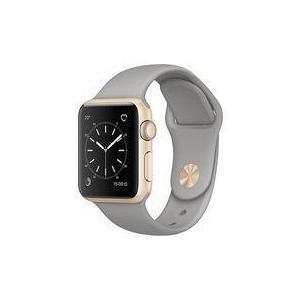 中古スマートウォッチ Apple Watch Series 2 38mm (ゴールドアルミニウム/コンクリートスポーツバ suruga-ya