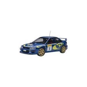 新品ミニカー 1/18 スバル インプレッサ WRC 199...