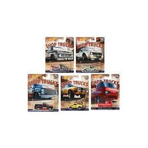 FPY86-986D 商品解説■1/64 Hot Wheels カーカルチャー SHOPTRUCKS...