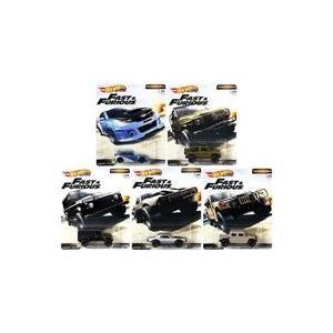新品ミニカー 1/64 Hot Wheels ワイルド・スピード 10個アソート [GBW75-98...