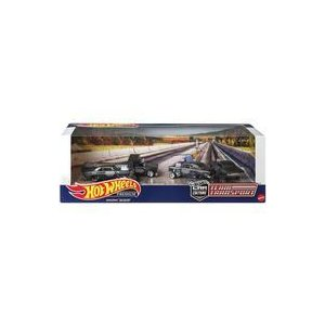 中古ミニカー Hot  Wheels CAR CULTURE TEAM TRANSPORT(4台セッ...