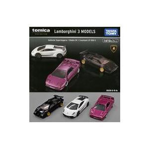 中古ミニカー Lamborghini 3 MODELS(3台セット) 「トミカプレミアム」 タカラトミーモール限定 suruga-ya