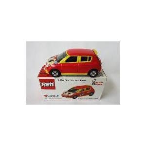商品解説■ミスタードーナツとトミカのコラボアイテム、1/60 スズキ スイフト ハッチカー(レッド)...