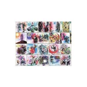 中古紙製品(キャラクター) 全20種セット 水彩色コレ 「一番くじ 仮面ライダージオウ vol.3 feat.双|suruga-ya
