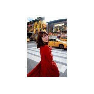 中古ポストカード(女性) 生田絵梨花(横断歩道) メッセージ付きポストカード 「写真集 インターミッ...