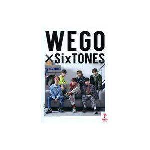 中古ポストカード SixTONES ポストカード 「WEGO×SixTONES」|suruga-ya